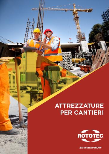 Catalogo Attrezzature per Cantieri Rototec thumb