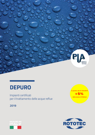Catalogo Impianti Depuro Rototec th