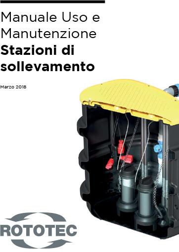 Manuale Uso e Manutenzione Stazioni di Sollevamento Rototec th